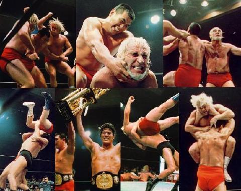 昭和プロレス懐古L:NWA北米タッ...