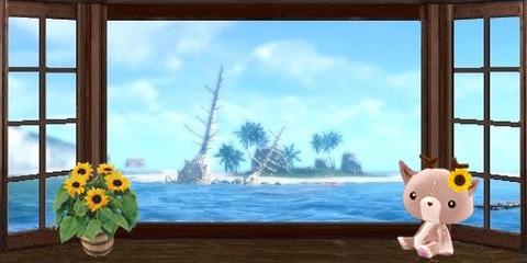 ロングビーチの出窓2