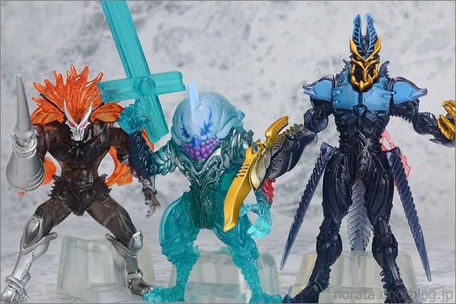 01-大怪獣ラッシュ_プラズマラッシュハンターズ