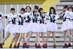 NGT48チーム解体後初ライブ 山口、不参加も一部で「まほほん」コール