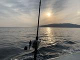 この景色は釣り人の特権