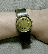 腕時計つけた感じ