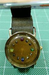 腕時計完成!