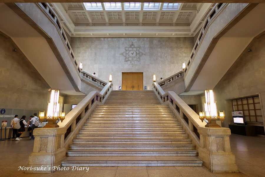 東京国立博物館(内観) : Nori-sukeの写真散歩