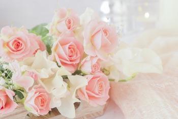 ピンクの花_3