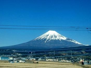 ANY講習会のあとの富士山