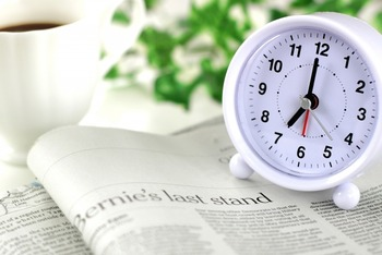 時間と内臓