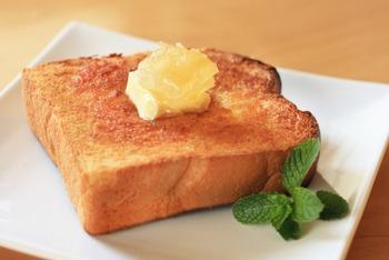 はちみつバタートースト