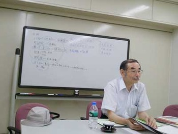 岡本先生による国際薬膳調理