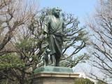 上野公園の西郷さん
