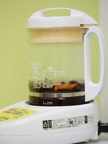 薬膳茶のブレンド_1