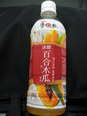 香港のジュース