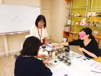 まゆみ先生の薬膳茶セミナー_2