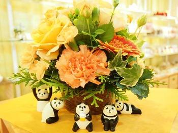 愛妻の日のお花_1