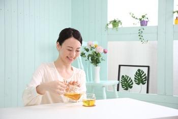 感情のコントロールをする薬膳茶を作りましょう