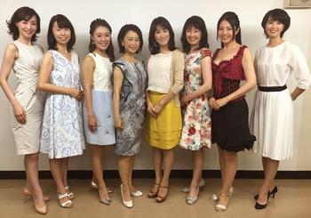 阪神百貨店での女子フェス_1