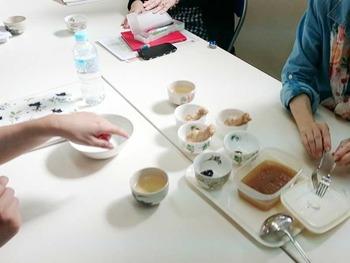 セミナーで何首烏スープ_1