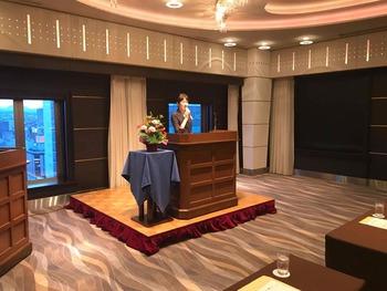 ホテルモントレエーデルホフ札幌で講演_4