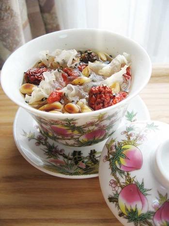 今日の八宝茶