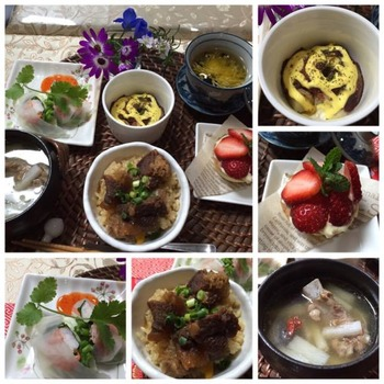 オールランゲージスクール 池田先生の薬膳話&薬膳料理
