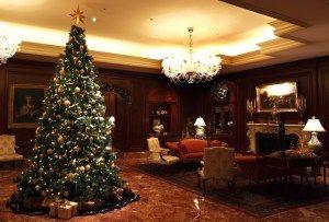 リッツカールトン大阪のクリスマス