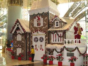 グランドリスボアホテルのクリスマス