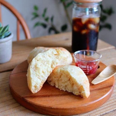 簡単すぎる豆腐パンレシピと朝食