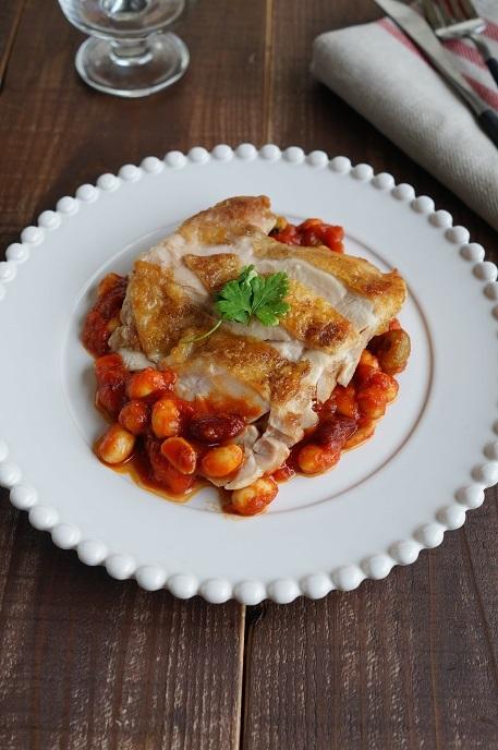 カネハツ食品のレシピが公開されました