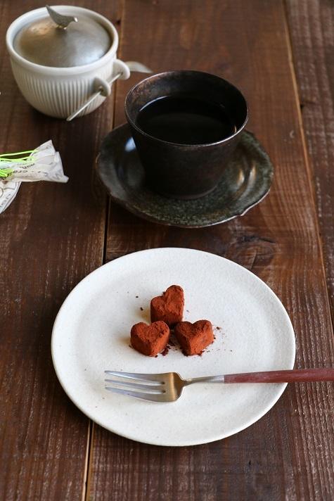 ラム香る豆腐の生チョコ【レシピ】
