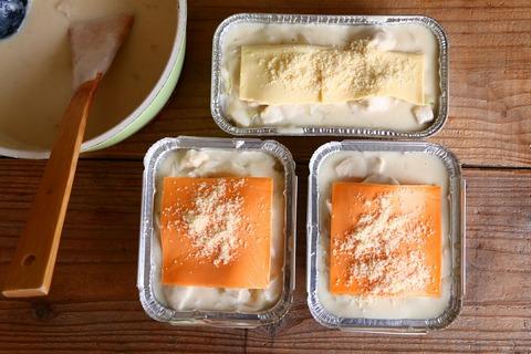 ホワイトソースの作り置き<冷凍弁当>