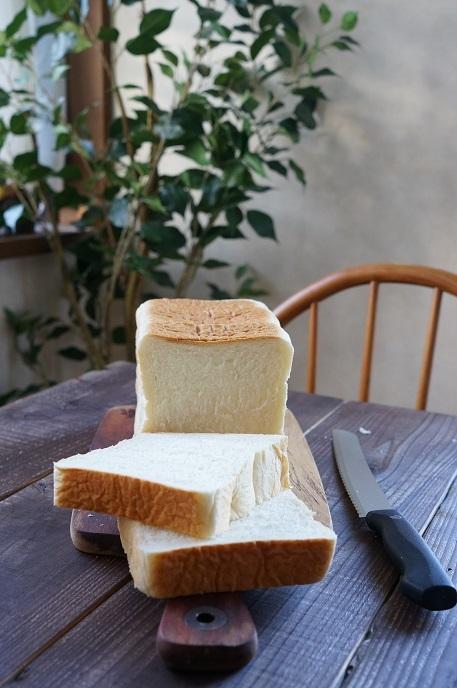 ふわふわの食パンとお祭りと。