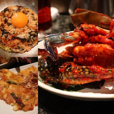 広島で人気の韓国料理店と焼き鳥屋と。