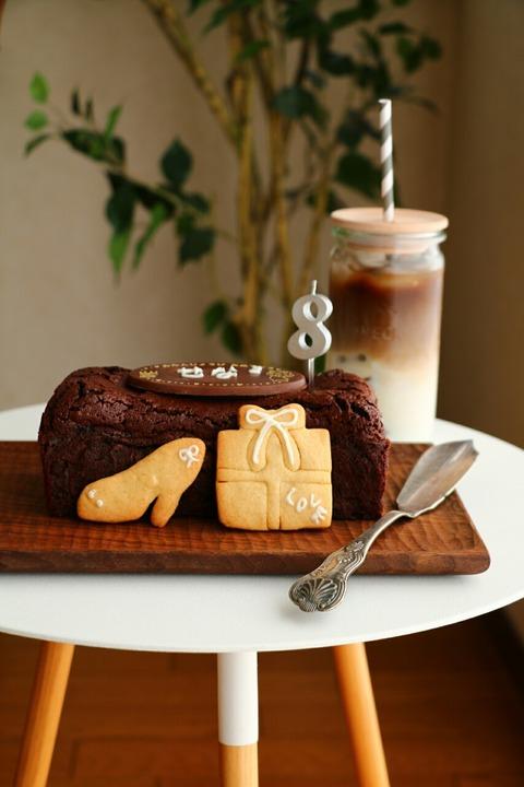 末っ子ひめのバースデーパーティー&ケーキ