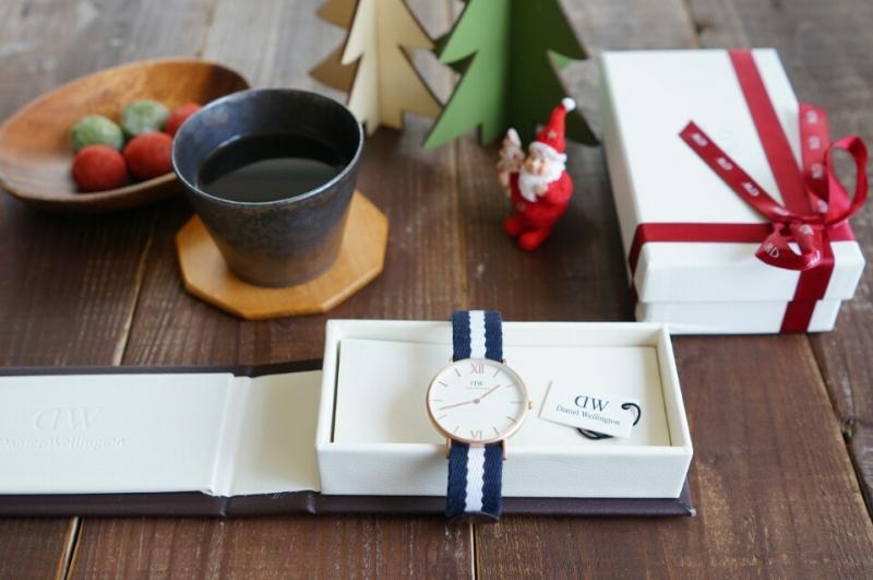クリスマスプレゼントと朝時間