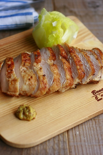超簡単!鶏ムネ肉のマヨソテー