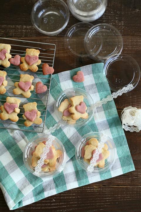 バレンタインに!たくさん作れるクッキーレシピ3種