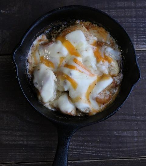 節約で旨い「ササミの明太チーズ焼き」レシピと春の和ンプレート