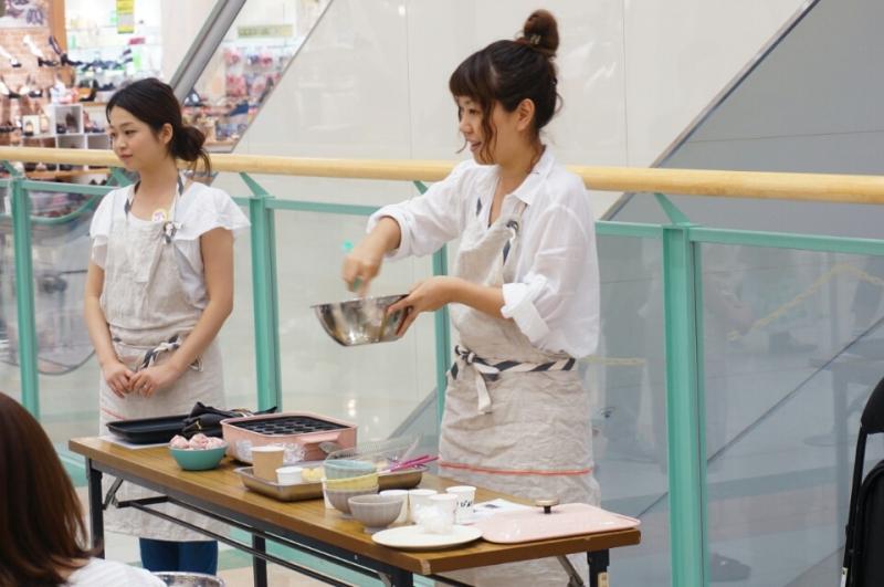 グロリアスマーケット×ブルーノ『ホットプレート』イベント
