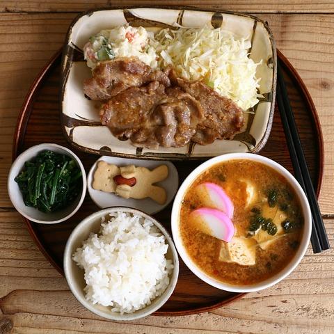 おうち食堂開店~うち定食~
