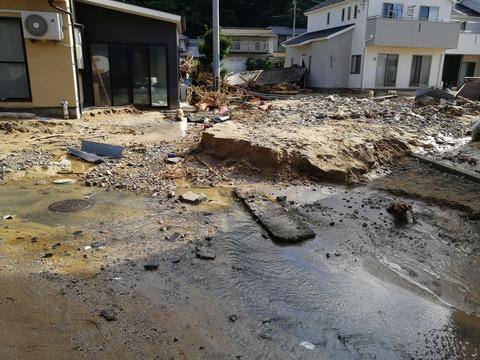 呉市豪雨災害の状況について