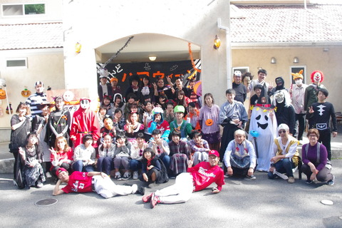明日は…Halloween Party2017!