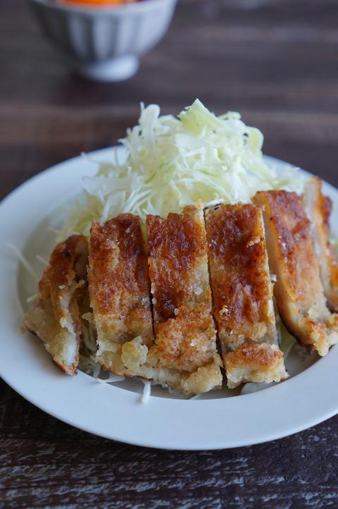 豚の竜田揚げとパイコー麺のゆくえ