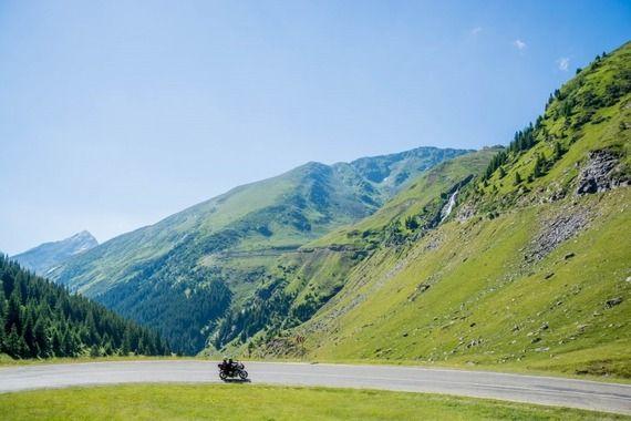 バイクで長距離旅したことあるひといる??