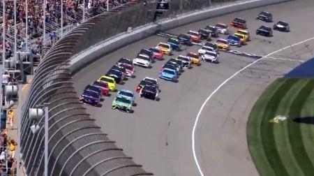 【動画】2018 NASCAR:モンスターエナジーNASCARカップ 第23戦 ミシガン 結果