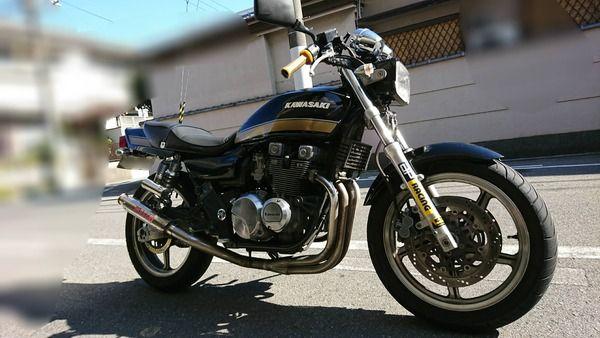 俺のバイクカッコよすぎwwww