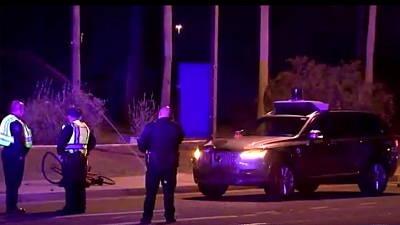 ウーバーの自動運転事故。AIは6秒前に認知するも緊急ブレーキがオフ。運転手はよそ見。被害者から薬物。