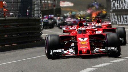 インディ500やル・マン24時間のように、F1にも特別なレース組み込めないかね