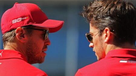 2020のフェラーリはルクレールをナンバーワンとして扱うつもりなの?