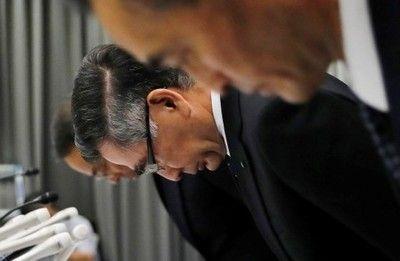【お詫び会見】スズキ社長「重く厳粛に受け止める」、燃費・排ガス不適切検査で