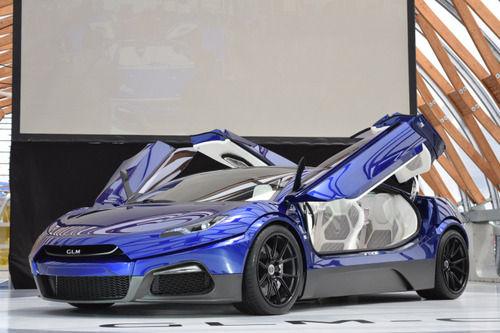 日本発!4000万円のEVスーパーカー初公開! 540ps1000Nm、最高時速250km、航続距離400km
